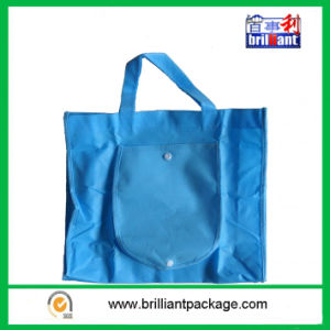 Reusable Nylon Polyester Folding Shopping Bag pictures & photos