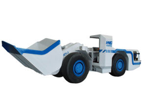 Load-Haul-Dump Equipment (LHD)