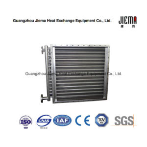 Finned Tube Air to Water Heat Exchanger, Steam to Air Heat Exchanger, Air Radiator, Thermal Oil to Air Heat Exchanger for Industrial Drying pictures & photos