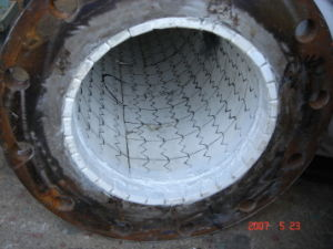 Ceramic Steel Pipe with Great Wear-Resistance and Corrosion-Resistance (SDP-016) pictures & photos