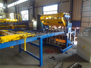 Automatic Fence Grid Metal Machine pictures & photos