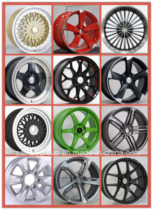 15X8.0 Car Alloy Wheels/High Quality Car Alloy Wheels/Aluminum Wheels New Design Car Allo Wheels6X139.7 Car Rims pictures & photos