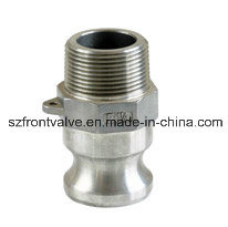 Investment Casting Stainless Steel Cam Lock-Type E Adaptor Hose Shank pictures & photos