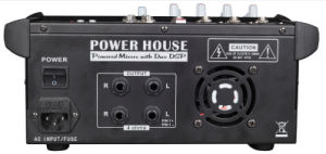 Mixing Console/X5/Power Mixer/Soud Mixer/Professional Mixer /Console/Sound Console/Brand Mixer pictures & photos
