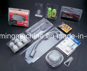 PVC Plastic Blister Packaging Packing Sealing Machine pictures & photos