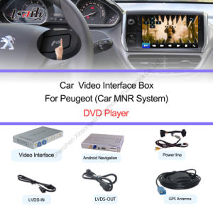 Android Navigation System with Video Inputs for 2014 Peugeot-2008/208/508/408 pictures & photos
