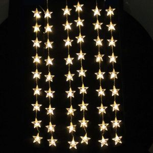 LED Christmas Decoration Star String Light pictures & photos