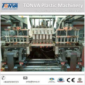 Plastic Machinery of 10 Die Heads Extrusion Blow Molding Machine pictures & photos