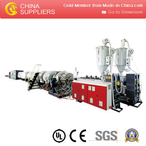 Durable Hot Sell HDPE Gas Supply Pipes Production Line pictures & photos