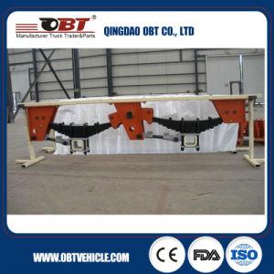 Semi-Trailer Sf Suspension Overslung/Underslung Type BPW pictures & photos