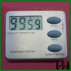 New Toy Household Plastic Products Kitchen Timer, Novelty Countdown Sand Kitchen Digital Timer G20b141 pictures & photos
