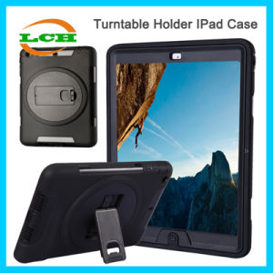 Armor Shockproof Childproof Case with Rotate Holder for iPad Air pictures & photos