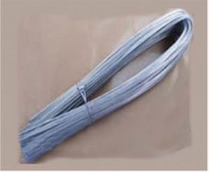 U Type Iron Wire/Galvanized Iron Wire/ Hot Dipped U Type Wire pictures & photos