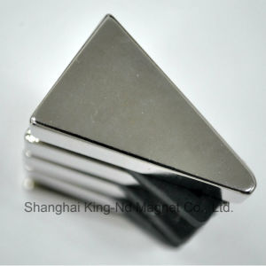 Shk008-Customized Triangle Neo Permanent NdFeB Magnet pictures & photos