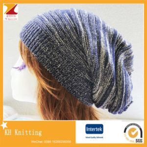 Best Sale Custom Acrylic Crochet Knitting Winter Hat pictures & photos