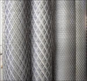 Expanded Metal Gutter Mesh/Aluminum Mesh Gutter Guards/Copper Aluminum Galvanized Material pictures & photos