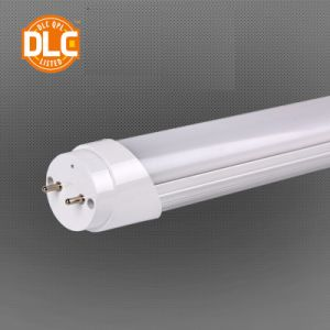 Dlc Listed Electronic Ballast Compatible 130lm/W 4FT 18W LED Tube T8 pictures & photos