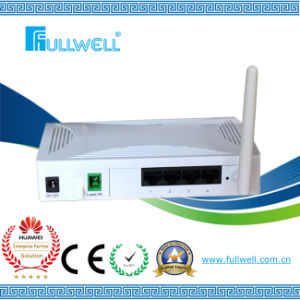Wireless 4 Ports ONU FTTH ONU for Fiber to Home pictures & photos