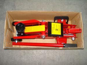 Floor Jack 2ton (CE) (ZWFL1A) Car Jack pictures & photos