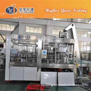 Zhangjiagang Hy-Filling Carbonated Drink Production Line pictures & photos