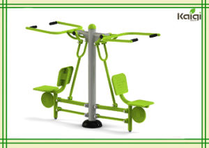 Kaiqi Outdoor Playground Fitness Equipment for Park Amusement Kq60279r pictures & photos