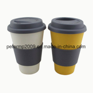 LFGB Approved Bamboo Fibre Eco Friendly Cups pictures & photos