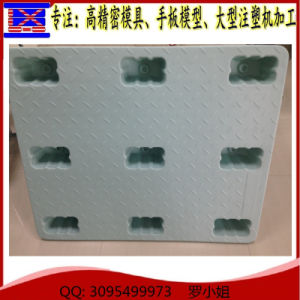 Plastic Block Pallet, Blow Pallet, PE Pallet pictures & photos