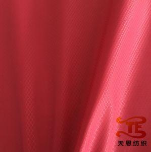 100% Nylon Fabric Diamond Check Nylon Fabric for Garment pictures & photos