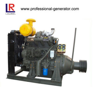 Electric Starter 76HP Diesel Engine pictures & photos