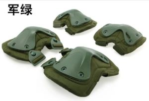 2016 Tactical Rubber or Engineer Shell Knee&Elbow Pads pictures & photos