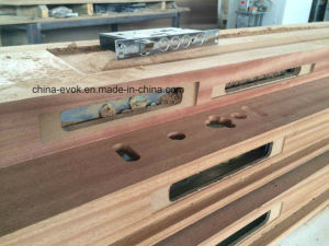 High Speed Automatic Wood Door Lock Hole and Hinge Boring Machine Tc-60ms-CNC-a pictures & photos