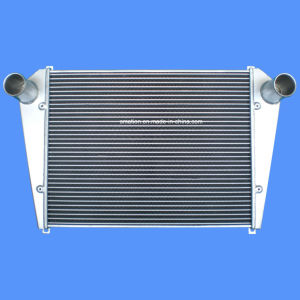 Auto Truck Car Aluminum Engine Water Air Cooler Core Intercooler pictures & photos