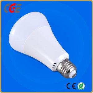 15W E27 Plastic Case LED Bulb with Ce pictures & photos