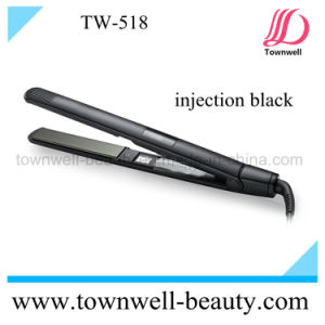 Professional Tourmaline Titanium Mch Hair Straightener with LCD Display pictures & photos