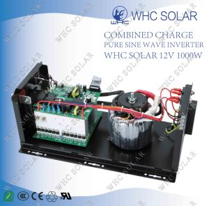 Whc off Grid 12V DC 220V AC 1000W Pure Sine Wave Solar Inverter pictures & photos