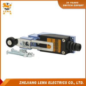 Lema Lz8108 Adjustable Rocker Arm Roller Lever Mini Limit Switch pictures & photos