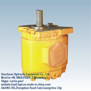 Cbg Series Gear Pump Hydraulic Fuel Pump for Volvo/Sany pictures & photos