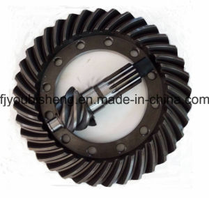 PS125 Crown Wheel & Pinion for Mitsubishi/Fuso/Canter Final Gear pictures & photos