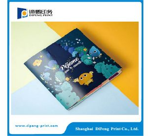 Customized Size Hard Cover Catalogue Printing pictures & photos
