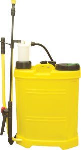16L Manual Knapsack Hand Sprayer (3WBS-16V) pictures & photos