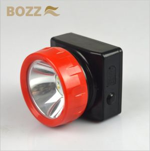 2.8ah Li Ion 1W LED Headlamp Wireless Corless Mining Lamp Bk800 pictures & photos
