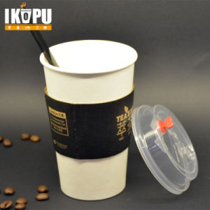 Standard Size Single Wall Coffee Paper Cup pictures & photos