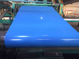 Pre Painted Galvalume Coated Steel Sheet in Coils High Quality PPGL Steel pictures & photos