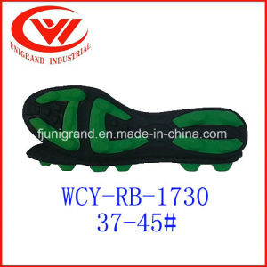 Wear Proof High Quality Outsole for Making Football Boots pictures & photos