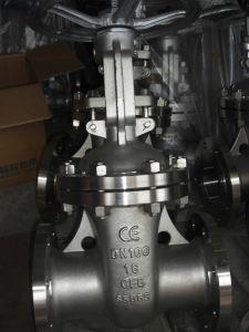 Stainless Steel CF3 (M) /CF8 (M) /CF3c Non-Rising Stem Gate Valve pictures & photos