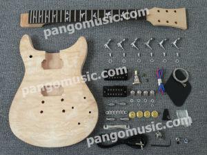 Pango Prs Style DIY Electric Guitar Kit / DIY Guitar (PRS-530K) pictures & photos