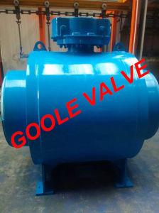 150LB/300LB/400LB/600LB/900LB/1500LB Forged Steel Fully Welded Ball Valve (GAQ61/7PPL) pictures & photos