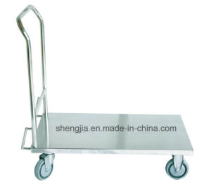 Sjt072 Trolley with Flat Plate