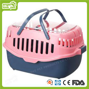 Basket Type Two-Tone Pet Carrier pictures & photos