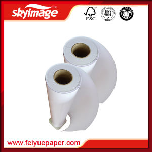 High Quality 105GSM 1, 524mm*60inch Sticky Sublimation Tacky Paper for Jersey pictures & photos